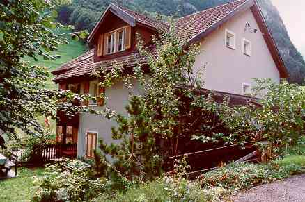 Ferienwohnung  Isenthal - Dorf 6461 Isenthal - Anbieter Josef Schuler