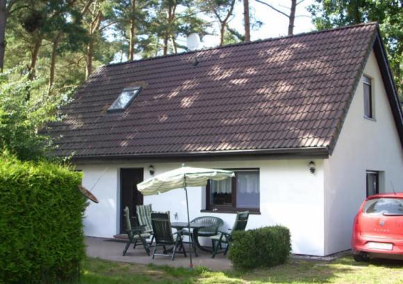 Ferienhaus Weststrand Wieck - Postreihe 18375 Wieck - Anbieter Kühn