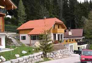 Ferienwohnung Ferienhaus Hannerl , Haus
