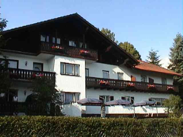 Pension Landhaus Kaißer***, Haus
