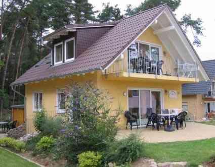 Ferienhaus Haus Müritzblick Röbel - Müritzblick 36 17207 Röbel - Anbieter Schlag