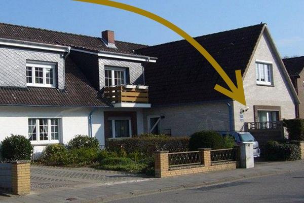 Haus Gallileo - Wohnung Leuchtfeuer , EG - Ferienhaus in Laboe