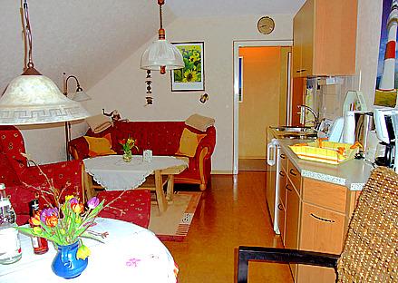 Ferienwohnung Ferienhaus, Zimmer