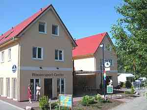Pension Sailer`s Inn Kühlungsborn - Anglersteig 2 18225 Kühlungsborn - Anbieter wassersport-center
