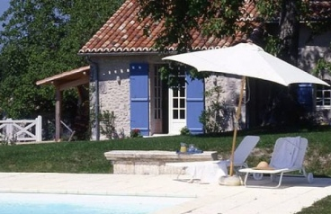 Ferienhaus ***Chez Jouan Lusignac  - Anbieter Fleischer