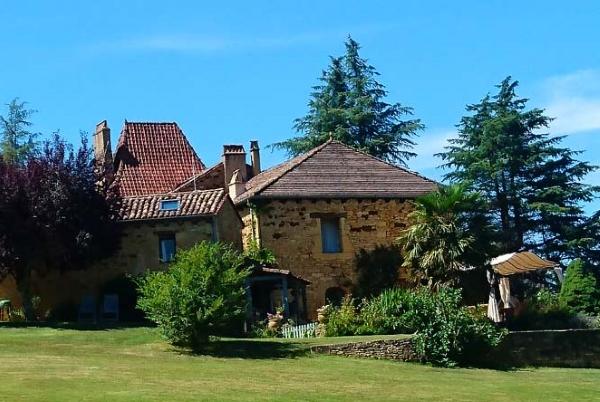 Ferienhaus Domaine de Cournet Haut Saint Pompon - Anbieter Pichon-Varin