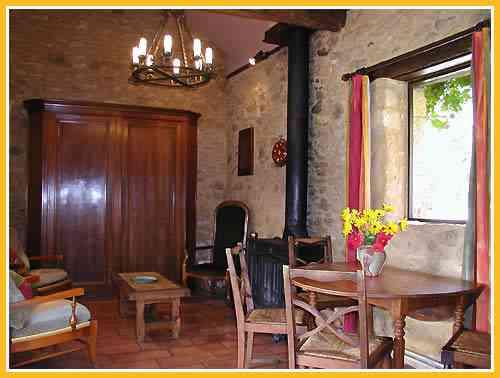 Ferienhaus Domaine de Cournet Haut, Zimmer