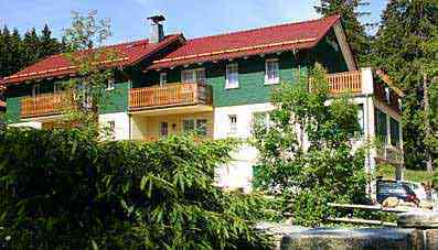 Ferienanlage  Zum Wildbach  - Pension im Harz