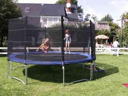 Ferienwohnung Kinderparadies Wittmaack, Haus