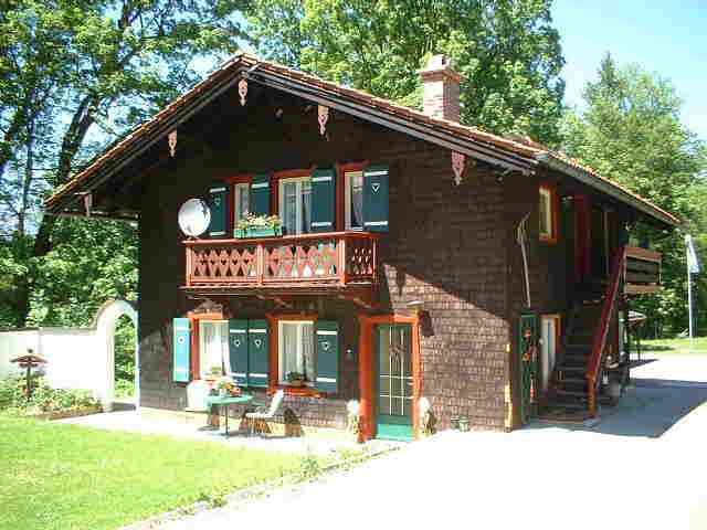 Ferienwohnung Knusperhäuschen Berchtesgaden Schönau am Königssee, Haus