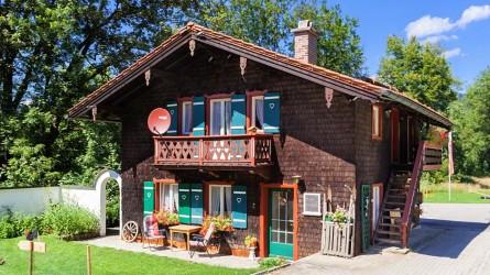 Ferienwohnung Knusperhäuschen Berchtesgaden  Schönau am Königssee - An der Rosenleite 12 83471 Schönau am Königssee - Anbieter Margot Landler