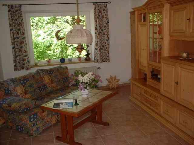 Ferienwohnung Knusperhäuschen Berchtesgaden Schönau am Königssee, Zimmer