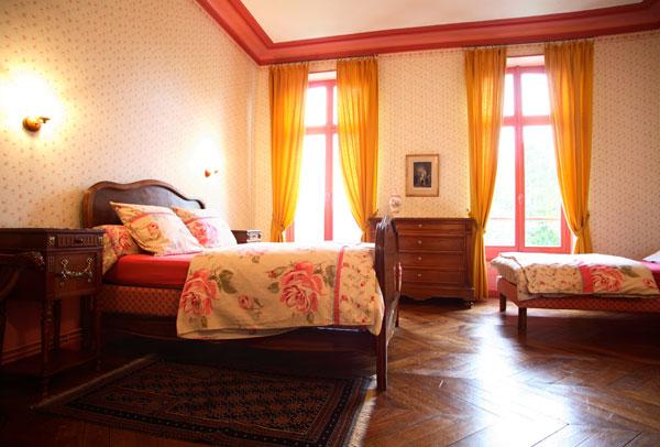 Gaestezimmer Gästezimmer und Ferienwohnung La Villa des Prés, Zimmer