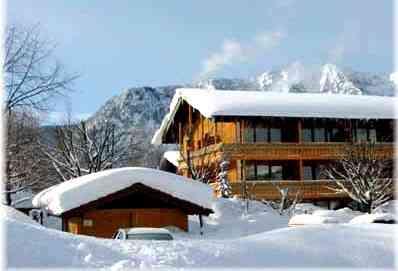 Ferienwohnung Chiemgau-Appartements, Haus