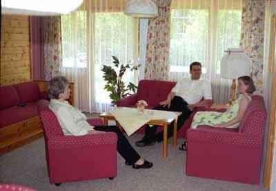 Ferienwohnung Chiemgau-Appartements, Zimmer
