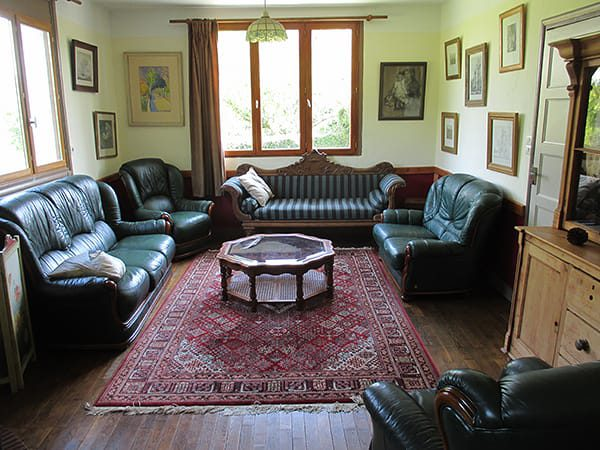 Ferienhaus Ferienhäuser Coat Aillis, Zimmer