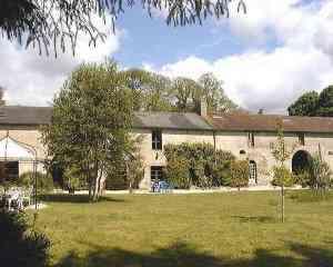 Ferienwohnung La Cour de Kerlarec, Haus