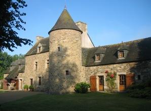 Manoir de Coat Gueno Pleudaniel - Anbieter Rouffignac - Gaestezimmer Nr. 60604
