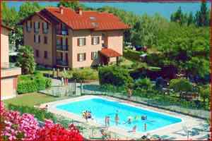 Ferienwohnung Residence Geranio Domaso - Via Case Sparse, 168 22013 Domaso - Anbieter SI.GI