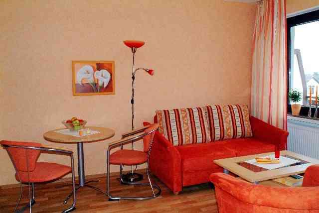 Ferienwohnung Gästehaus Fahlbusch Whg. 1, Zimmer