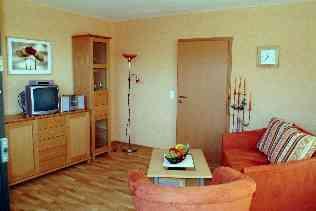 Ferienwohnung Gästehaus Fahlbusch Whg. 2, Zimmer