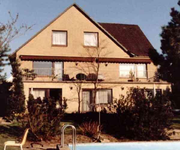 Haus Ingerd Scharbeutz - 23684 Scharbeutz - Anbieter Roed - Ferienwohnung Nr. 60631563