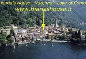 Ferienwohnung MARIAS HOUSE Varenna - via contrada dellarco 3 23829 Varenna - Anbieter Mariagaddi