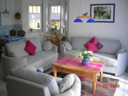 Ferienhaus Ferienhaus Seepferdchen und Seehund, Zimmer