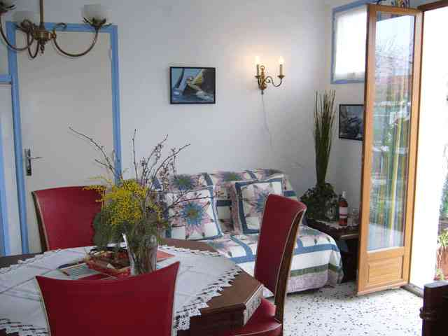 Ferienwohnung Villa Mimosas, Haus