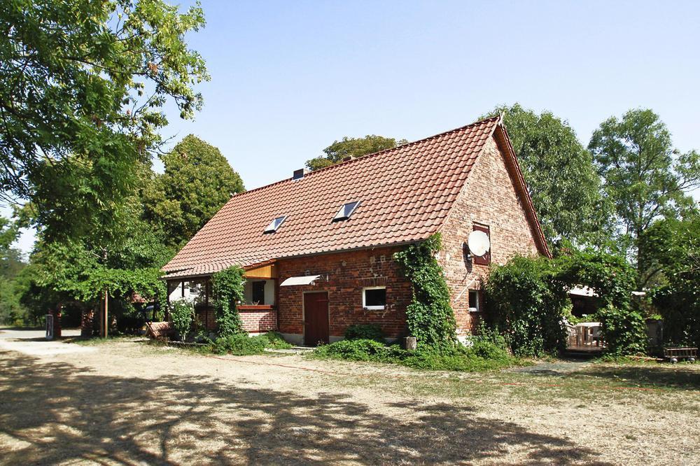 Heuboden Golßen OT Gersdorf - Gersdorf 31 15938 Golßen OT Gersdorf - Anbieter P. Goedicke - Ferienhaus Nr. 70412550
