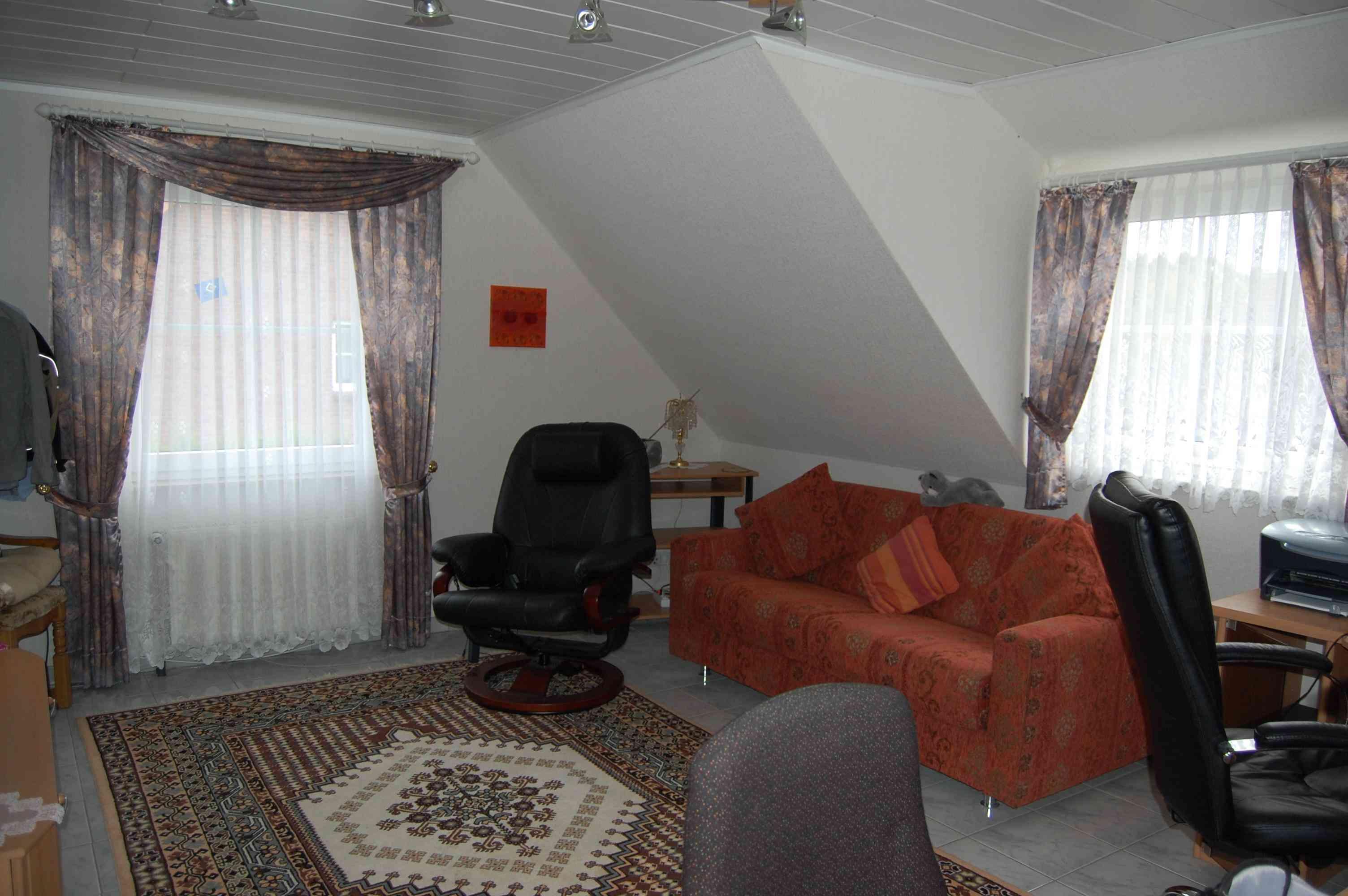 Monteurszimmer Fuchs, Zimmer