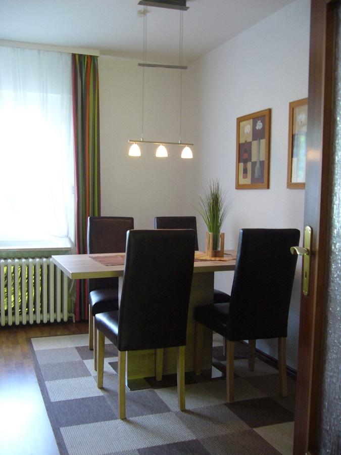 Ferienwohnung Haus Ostsee - Wohnung Carpe Diem , EG, Zimmer
