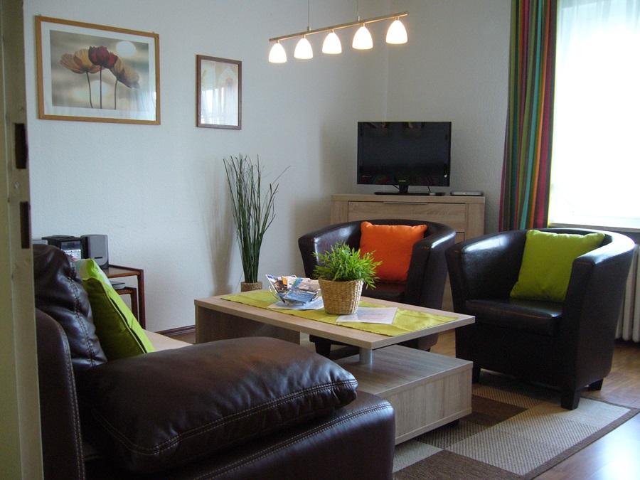 Ferienwohnung Haus Ostsee - Wohnung Carpe Diem , EG, Haus