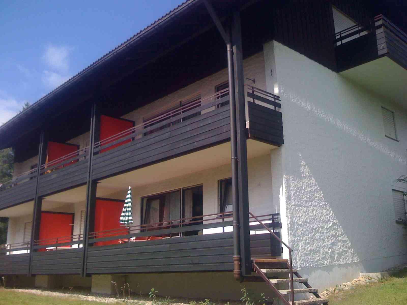 Ferienwohnung Haus Enzian in Steibis, Haus