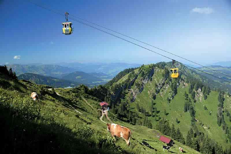 Ferienwohnung Oberstaufen