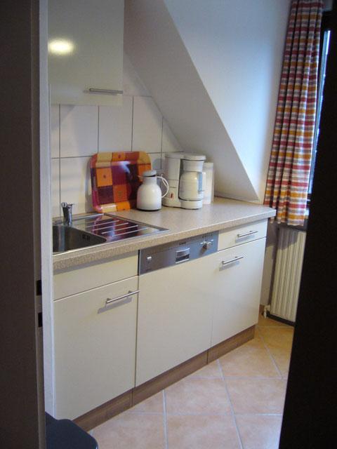 Ferienwohnung Haus Ostsee - Wohnung Weitblick  - OG, Haus