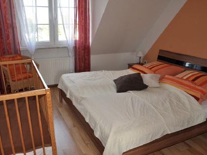 Ferienwohnung Haus Ostsee - Wohnung Weitblick  - OG, Zimmer