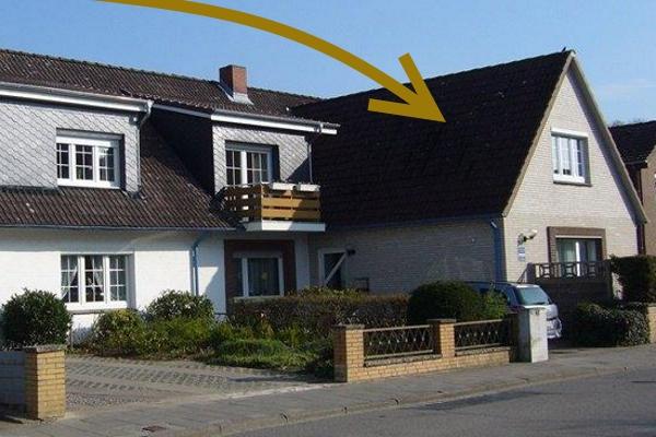 Haus Gallileo - Wohnung backbord - Ferienwohnung in Laboe