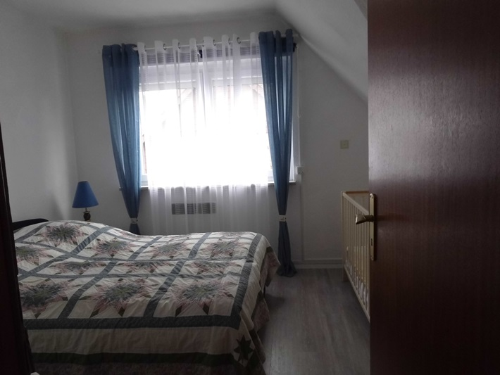 Ferienwohnung Haus Gallileo - Wohnung backbord, Zimmer