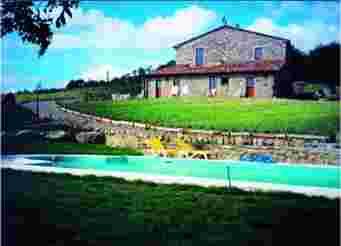 Landgut Pietreta - Ferienwohnung in der Toskana