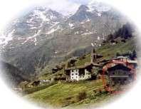 Mengon - Ferienwohnung in Val di Sole-Rabbi