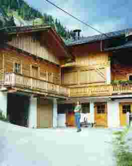 Almhütte - Ferienwohnung in Tirol