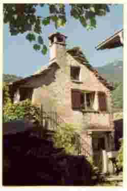 Ferienhaus Passaglia - Ferienhaus in der Region Tessin