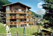 Ferienwohnung Alpenfirn Saas-Fee - Anbieter Bumann
