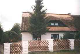Ferienhaus mit Reetdach Kaiseritz - Anbieter Engelbrecht