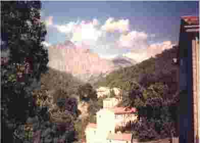 Ferienhaus   Maison de Licciola Guagno Berg - Anbieter Cipriani