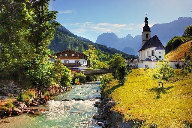 Ferienwohnungen und Ferienhäuser im Berchtesgadener Land