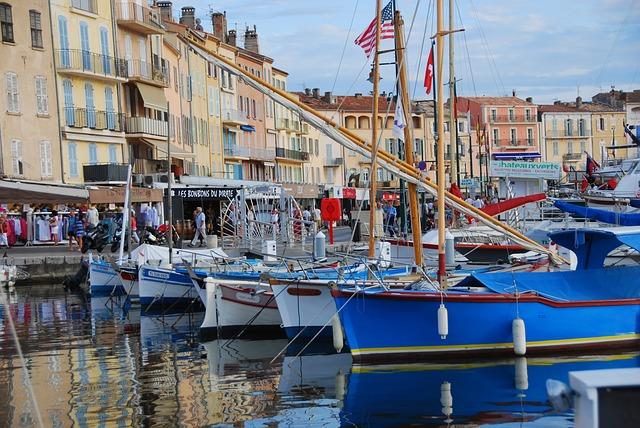 Ferienwohnungen und Ferienhäuser an der Cote d'Azur