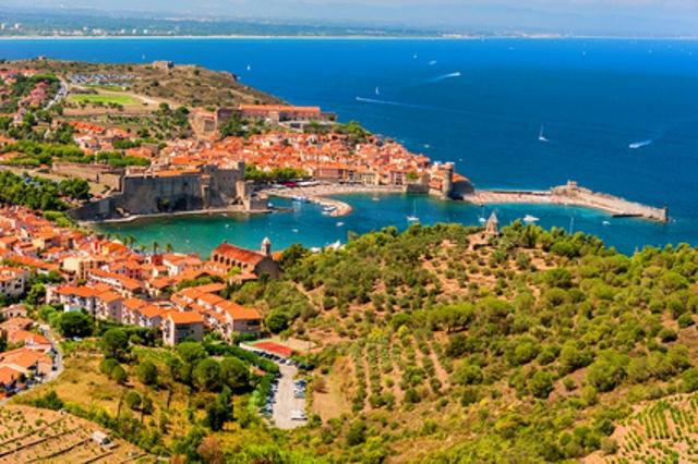 Ferienwohnungen und Ferienhäuser im Languedoc-Roussillon