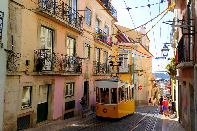 Ferienwohnungen und Ferienhäuser in Lissabon